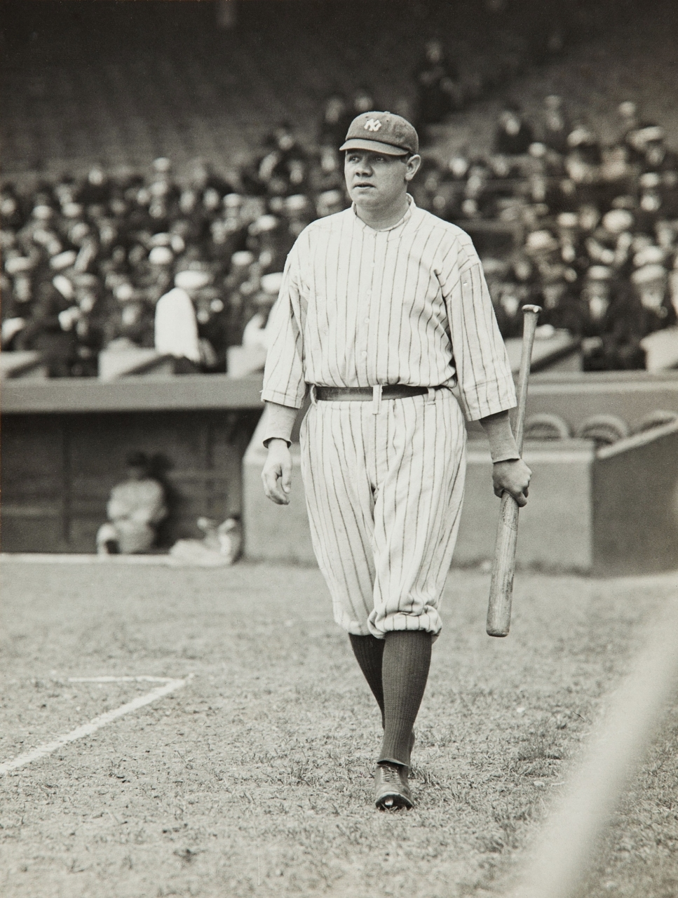 "George Herman ""Babe"" Ruth"